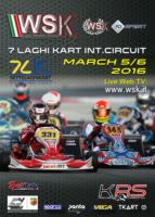 FINALS ARE COMING AT THE WSK SUPER MASTER SERIES AT THE 7 LAGHI CIRCUIT IN CASTELLETTO (I). DE CONTO (I – CRG-MAXTER KZ), SARGEANT (USA - FA KART-VORTEX OK), DE PAUW (B – BIRELART-PARILLA OKJ) AND MALLET (F – CRG-TM 60MINI) REMAIN IN POLE POSITION.