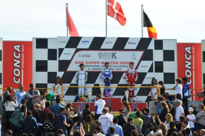 THE THIRD ROUND OF THE WSK SUPER MASTER SERIES ENDS IN MURO LECCESE WITH THE SUCCESS OF ARDIGÒ (I – TONY KART-VORTEX KZ), LORANDI (I - I – TONY KART-VORTEX KZ2), SARGEANT (USA – FA KART-VORTEX OK), WATT (NL – TONY KART-VORTEX OKJ) AND MALLET (F – CRG-TM 6
