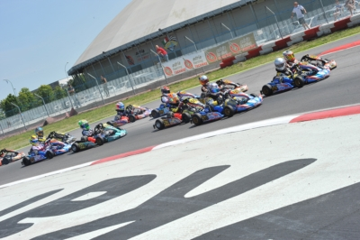 SPECTACULAR EVENT AT THE ADRIA KARTING RACEWAY FROM 30TH SEPT. TO 2ND OCT. TOP DRIVERS AND TOP TEAMS OF THE INTERNATIONAL KARTING MEET FOR THE WSK FINAL CUP: 180 ENTRANTS EXPECTED TO THE KZ2 � OK � OKJ AND 60 MINI CATEGORIES.