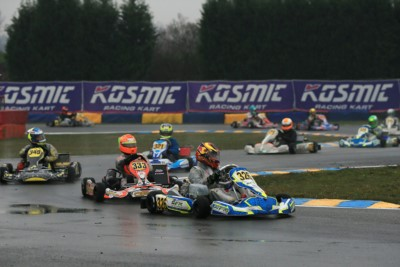 FIRST RACING DAY OF THE WSK SUPER MASTER SERIES IN CASTELLETTO DI BRANDUZZO (PV). THE FASTEST IN QUALIFYING WERE ABBASSE (F – SODI-TM KZ2), LIPPKAU (D – ZANARDI-PARILLA OK), HAVERKORT (NL – CRG-PARILLA OKJ) AND MINÌ (I – PAROLIN-TM 60 MINI). Gallery