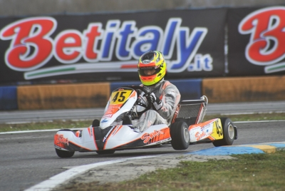 STANDINGS CHANGE AFTER THE 2ND ROUND OF THE WSK SUPER MASTER SERIES 2017: THE LEADERS ARE LAMMERS (NL – SODI-TM) IN KZ2, NOVALAK (GB – TONY KART-VORTEX) IN OK, ROSSO (I – TONY KART-VORTEX) IN OKJ AND ANTONELLI (I – TONY KART-VORTEX) IN 60 MINI.