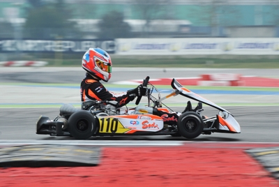 THE WSK SUPER MASTER SERIES KICKING OFF FROM THE ADRIA KARTING RACEWAY WITH THE POLE POSITION OF KREMERS (NL – BIRELART-TM OK), VEZZARO (TONY KART-LKE OKJ), LEUILLET (F – SODI-TM KZ2) AND CEPIL (CZ – PAROLIN-TM 60 MINI).