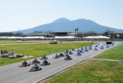 WSK WORLD WIDE: 4 EVENTS OF INTERNATIONAL KARTING, 1010 DRIVERS, 94 TEAMS, 29 CHASSIS AND 6 ENGINE BRANDS ON TRACK IN WSK SUPER MASTER SERIES. Gallery