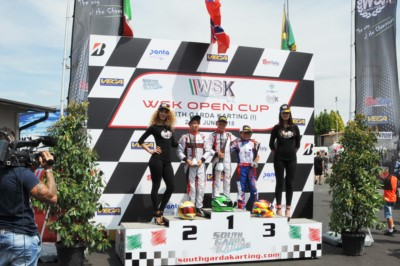 THE WSK OPEN CUP AT LONATO SAW VICTORIES GO TO LONGHI (I – BIRELART-TM KZ2), COLUCCIO (I – BIRELART-TM OK), SMAL (RUS – TONYKART-VORTEX OKJ) AND STENSHORNE (N – PAROLIN-TM 60MINI). Gallery