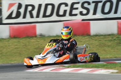 WSK FINAL CUP AT SOUTH GARDA KARTING IN LONATO (BS): POWELL (JAM – ENERGY-TM 60 MINI), WHARTON (AUS – FA-VORTEX OKJ), TRAVISANUTTO (I – KR-PARILLA OK) AND LAMMERS (NL – SODI-TM KZ2) ON TOP TODAY.