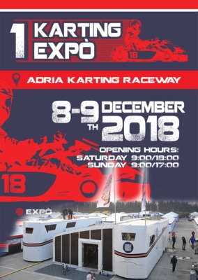 WSK PROMOTION AT THE CLOSING APPOINTMENT WITH KARTING'S SEASON 2018: THE 1ST KARTING EXPO.