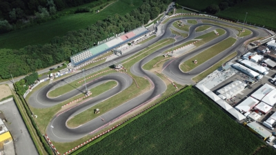 NEARLY 350 ENTERED DRIVERS TO WSK SUPER MASTER SERIES: IT'S A GREAT SPECTACLE AT THE 2ND ROUND IN LONATO (I). INTERNATIONAL MANUFACTURERS AND TEAMS AND THEIR DRIVERS COMING FROM THE 5 CONTINENTS TO CHALLENGE EACH OTHER IN KZ2, OK, OK JUNIOR AND 60 MINI.