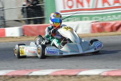 WSK SUPER MASTER SERIES IN LONATO (BS): LAMMERS (NL – SODI-TM KZ2) AND BEDRIN (RUS – TONY KART-VORTEX OKJ) ON TOP IN QUALIFYING. GOOD START FOR EYCKMANS (B - PAROLIN-TM 60MINI) AND MINÌ (I – PAROLIN-TM OK).