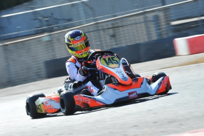 TRAVISANUTTO (I – KR-IAME OK), LAMMERS (NL – SODIKART-TM KZ2), ANTONELLI (I – KR-IAME OKJ) AND AL DHAERI (ARE - PAROLIN-TM 60MINI) LEAD THE CLASSIFICATIONS OF WSK SUPER MASTER SERIES AFTER THE 2ND ROUND HELD IN LONATO (I).