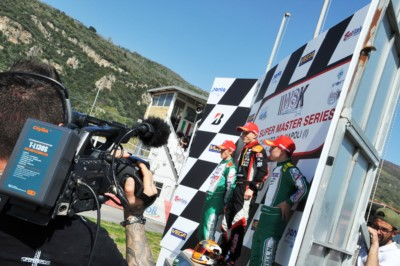 NEARLY 300 ENTERED DRIVERS IN THE FOURTH AND CLOSING ROUND OF THE WSK SUPER MASTER SERIES AT THE INTERNATIONAL CIRCUIT NAPOLI IN SARNO (I). QUALIFYING PRACTICE AND HEATS FROM THURSDAY, MARCH 21ST. Gallery