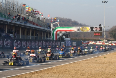 OVER 310 DRIVERS IN THE ENTRY LIST OF WSK EURO SERIES, PENULTIMATE APPOINTMENT, THAT WILL GET UNDERWAY FROM JUNE 20TH TO 23RD FOR CATEGORIES KZ2, OK, OKJ AND 60 MINI IN LONATO (I).