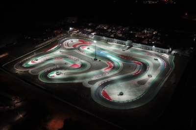 QUALIFYING PRACTICE AT WSK EURO SERIES NIGHT EVENT: THE QUICKEST ARE MINÌ (I – PAROLIN-TM OK), ANTONELLI (I – KR-IAME OKJ) AND KUTSKOV (RUS – ENERGY-TM 60MINI) AHEAD OF QUALIFYING HEATS IN THE SEASON'S CLOSER.