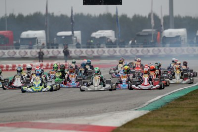 CLASSIFICATIONS AFTER THE WSK SUPER MASTER SERIES OPENER IN ADRIA Gallery