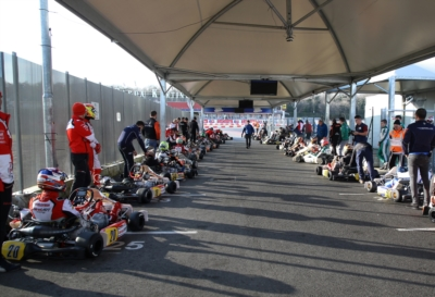 WSK SUPER MASTER SERIES IN LONATO: A MEMORABLE EVENT WITH 372 ENTERED DRIVERS Image