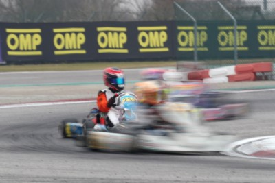 OMP Racing and WSK Promotion announce their partnership Gallery