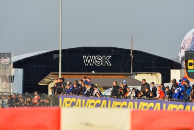 WSK PROMOTION AT WORK FOR THE RESTART OF THE SPORTING SEASON