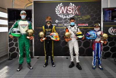 THE CHAMPIONS OF WSK SUPER MASTER SERIES 2020 Gallery