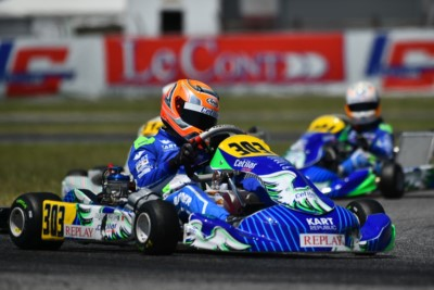 QUALIFYING NAMED THE FIRST PROTAGONISTS OF WSK EURO SERIES  IN SARNO Gallery