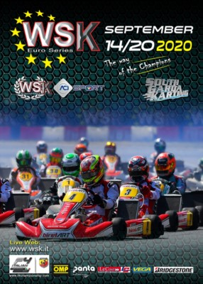 MORE THAN 240 DRIVERS HEADING TO LONATO FOR THE WSK EURO SERIES 2020 Gallery