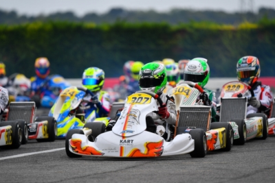 READY FOR THE GRAND FINALE OF THE DOUBLE CLOSER OF WSK EURO SERIES 2020 IN LONATO