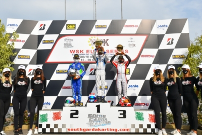 SPLENDID FINALS EXCITE THE WSK EURO SERIES 2020