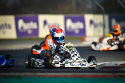 THE FIRST FINALISTS OF THE WSK OPEN CUP HAVE BEEN DEFINED IN ADRIA
