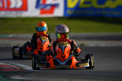 THE FIRST ROUND OF WSK SUPER MASTER SERIES IS UNDERWAY