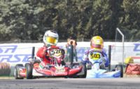 AFTER THE WEEKEND OF LA CONCA, IT IS NOW THE MOMENT TO ANALYZE THE RANKINGS OF WSK EURO SERIES. VERSTAPPEN (NL - CRG-TM KZ1), BARNICOAT (GB � ART GP-TM KF), NEGRO (I � DR-TM KZ2), NORRIS (GB � FA KART-VORTEX KFJ) AND MARTINEZ (E � HERO-LKE 60MINI).