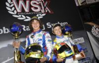 BOCCOLACCI (F � ENERGY-TM KF) AND NORRIS (GB � FA KART-VORTEX KFJ) ACHIEVE THE SUPERPOLE OF THE SECOND ROUND OF THE WSK MASTER SERIES IN SARNO (ITALY). LAMMERS (NL � INTREPID-TM) AND FUSCO (I � LENZO-LKE) ARE THE FASTEST IN KZ2 AND 60MINI.