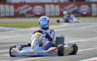 VIA ALLA FINALE 1 IN DIRETTA INTERNET, NELLA WSK EURO SERIES DI SARNO (SA), CON HANLEY (GB ART GP-TM KZ1) E NEGRO (I – DR-TM KZ2) IN POLE POSITION.
