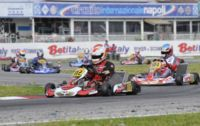 HANLEY (GB ART GP-TM KZ1) AND NEGRO (I � DR-TM KZ2) WIN FINAL 1 OF THE WSK EURO SERIES IN SARNO (ITALY). THE FINAL PHASE TOMORROW WITH VIDEO COVERAGE AVAILABLE ON THE INTERNET ON THE WSK OFFICIAL WEBSITE WWW.WSK.IT.