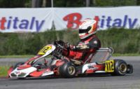 VERSTAPPEN (NL � CRG-TM KZ1) AND NEGRO (I - DR-TM KZ2) WIN FINAL 1 OF THE WSK EURO SERIES IN GENK (B). LIVE STREAMING ON WWW.WSK.IT ON SUNDAY. THE WSK TV MAGAZINE ON RAISPORT ON FRIDAY 7TH JUNE.