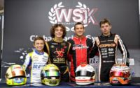 THE WSK EURO SERIES ENDS IN GENK (B); THE WINNERS ARE VERSTAPPEN (NL � CRG-TM KZ1), NEGRO (I - DR-TM KZ2),  BOCCOLACCI (F - ENERGY-TM KF) AND NORRIS (GB � FA KART-VORTEX KFJ).