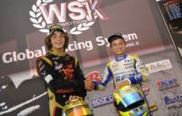 A CASTELLETTO DI BRANDUZZO (PV) PER LA CONCLUSIONE DELLA WSK MASTER SERIES 2013 LA SUPERPOLE � DI BOCCOLACCI (F � ENERGY-TM KF) E NORRIS (GB � FA KART-VORTEX KFJ). POLE POSITION PER HANLEY (GB � ARTGP-TM KZ2) E GRIGORYEV (RUS � HERO-LKE 60MINI).