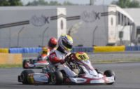 FINAL ROUND OF 2013 WSK MASTER SERIES IN CASTELLETTO DI BRANDUZZO, ITALY: BOCCOLACCI (F � ENERGY-TM KF) AND NORRIS (GB � FA KART-VORTEX KFJ) IN SUPERPOLE. HANLEY (GB � ARTGP-TM) AND GRIGORYEV (RUS � HERO-LKE) ACHIEVED THE POLE IN KZ2 AND 60 MINI.