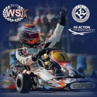WSK PROMOTION, THE 2013 YEARBOOK OF CIK-FIA AND WSK CHAMPIONSHIPS