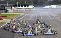 LA WSK CHAMPIONS CUP A MURO LECCESE HA IN POLE POSITION ARDIG� (I �TONY-VORTEX) IN KZ2, MAZEPIN (RUS � TONY-VORTEX) E NIELSEN (DK � KOSMIC-VORTEX) IN KF, SERRAVALLE (CDN � TONY-LKE) E DALKIRAN (TR - TOP-PARILLA) IN 60 MINI.