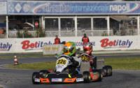 INTERNATIONAL KARTING IS IN SARNO (I) FOR THE WSK SUPER MASTER SERIES. AFTER QUALIFYING THE POLE-SITTERS ARE CAMPONESCHI (I � TONY KART-VORTEX KZ2), DARUVALA (IND � FA KART-VORTEX KF) AND RAUCCI (BR � ENERGY-TM KFJ).
