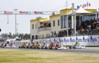 THE WSK SUPER MASTER SERIES ENDS IN LA CONCA NEXT SUNDAY 27TH APRIL. OVER 200 DRIVERS ON TRACK IN THE FOUR CATEGORIES. ALL THE FINALS LIVE IN STREAMING ON WSK.IT.
