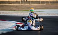WSK FINAL CUP: FASTEST TIMES SET BY ARDIG� (I - TONY KART-VORTEX KZ2), NIELSEN (DK � KOSMIC-VORTEX KF), VARTANYAN (RUS � TONY KART-VORTEX KFJ) AND FUSCO (I � LENZO-LKE 60MINI).