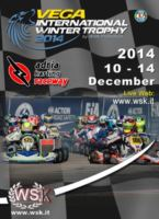 ALL'ADRIA KARTING RACEWAY SI PREPARA L'EVENTO-CELEBRAZIONE DI FINE ANNO CON IL VEGA INTERNATIONAL WINTER TROPHY BY WSK PROMOTION