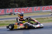 THE WSK CHAMPIONS CUP AT LA CONCA IS THE SEASON-OPENING EVENT. THE POLE-SITTERS OF TOMORROW�S FINAL PHASE ARE KAROL BASZ (PL � KOSMIC-VORTEX KF) AND DENNIS HAUGER (N � CRG-LKE 60 MINI)