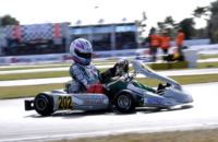 THE WSK CHAMPIONS CUP IN MURO LECCESE (ITALY) HAS ITS POLE-SITTERS: NIELSEN (DK � TONY KART-VORTEX KF) AND COLOMBO (I - TONY KART-LKE KFJ). HAUGER (N � CRG-LKE 60MINI) SETS THE BEST TIME IN FREE PRACTICE