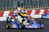 LA WSK SUPER MASTER SERIES VEDE EMERGERE NELLE CLASSIFICHE INTERMEDIE A ADRIA (RO) ARDIG� (I - TONY KART-VORTEX KZ2), NIELSEN (DK - TONY KART-VORTEX KF) E MICHELOTTO (I � ENERGY-IAME 60MINI). DRUGOVICH (BR � KOSMIC-VORTEX) VA IN FUGA IN KFJ.