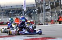 LA WSK SUPER MASTER SERIES VEDE EMERGERE NELLE CLASSIFICHE INTERMEDIE A ADRIA (RO) ARDIGÒ (I - TONY KART-VORTEX KZ2), NIELSEN (DK - TONY KART-VORTEX KF) E MICHELOTTO (I – ENERGY-IAME 60MINI). DRUGOVICH (BR – KOSMIC-VORTEX) VA IN FUGA IN KFJ. Gallery