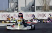 GREAT SUCCESS OF ENTRANTS ALSO IN CASTELLETTO (PAVIA, ITALY) FOR THE SECOND ROUND OF THE WSK SUPER MASTER SERIES. OVER 190 DRIVERS ARE READY TO CHALLENGE EACH OTHER IN SUNDAY'S FINALS ON 22ND MARCH.