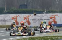 DALLA WSK SUPER MASTER SERIES DI CASTELLETTO  (PV) EMERGONO IN POLE POSITION DALLE MANCHE DI QUALIFICA DE CONTO (I – CRG-MAXTER KZ2), NIELSEN (DK – TONY KART-VORTEX KF) E MORETTI (I – TONY KART-TM 60MINI). NOVALAK (GB – TONY KART-VORTEX) IL PIÙ VITTORIOSO
