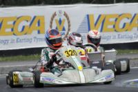 LE CLASSIFICHE DOPO DUE TAPPE DELLA WSK SUPER MASTER SERIES VEDONO IN TESTA ARDIG� (I � TONY KART-VORTEX KZ2), BASZ (PL � KOSMIC-VORTEX KF), NOVALAK (GB � TONY KART-VORTEX) E HAUGER (N � CRG-TM 60MINI).
