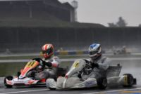 THE WSK SUPER MASTER SERIES STANDINGS AFTER TWO ROUNDS: THE LEADERS ARE ARDIG� (I � TONY KART-VORTEX KZ2), BASZ (PL � KOSMIC-VORTEX KF), NOVALAK (GB � TONY KART-VORTEX) AND HAUGER (N � CRG-TM 60MINI).