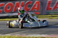 THE WSK SUPER MASTER SERIES - 3RD ROUND IS IN MURO LECCESE (I). THE FASTEST IN QUALIFYING ARE DE CONTO (I – CRG-MAXTER KZ2), NIELSEN (DK – TONY KART-VORTEX KF), SARGEANT (USA – FA-VORTEX KFJ) AND FUSCO (I – 60 MINI).